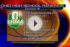 Ohio high school basketball rankings