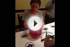 Private Signings USA Womens Soccer Team
