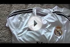 Real Madrid 2014/2015 JAMES Home Soccer Jersey