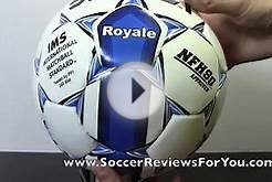 Select Royale Match Ball - Unboxing