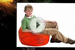 Small Sports Ball Bean Bag Chair