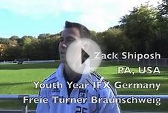 Soccer Academy in Europe - IFX Soccer - IFX player Zack