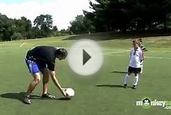 Soccer Drills for Kids - The First Touch