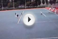 soccer shooting drills for high school