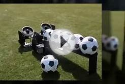 Soccer Training Equipment - Pro Trainer Soccer Ball Machine