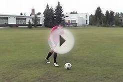 Soccer Training - How To Kick A Soccer Ball