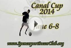 Spencerport Soccer Club Canal Cup 2014