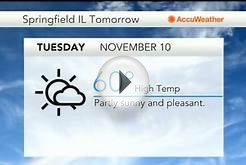 Springfield, IL Weather Forecast