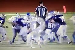 Texas high schoolers who hit ref say they were following