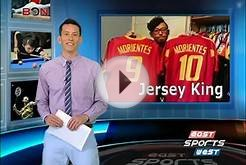 Thirty thousand dollars on soccer jerseys?? -- East West