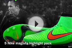 Top 10 Nike soccer cleats 2015 by Danny kickerz