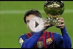 Top Ten Best Soccer Players 2012