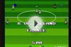 Ultimate Soccer Genesis / Mega Drive 2 player game play