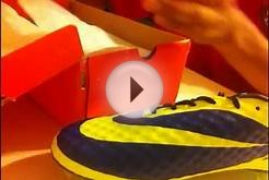 Unboxing Nike Hypervenom Phantom FG Soccer Cleats