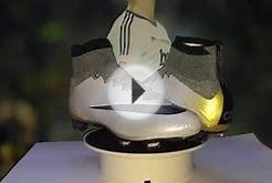 Unboxing Nike Mercurial Superfly FG Soccer Cleats CR7 Gray