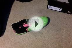 Unboxing x 15.2 ct adidas soccer indoor shoes