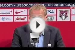 USA National Soccer Team Tribute