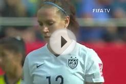 USA vs. Colombia Soccer: Video Highlights, Live Score