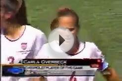 USA Women Soccer Team win World Cup.wmv