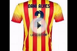 Where to buy Cheap Replica FC Barcelona 2013/14 soccer