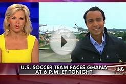 World Cup 2014: U.S. soccer team faces Ghana