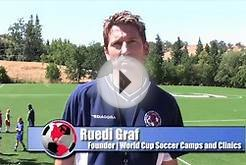 World Cup Soccer Goal Keeper Camps (ages 7-13)
