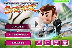 World Soccer Striker - iPhone and iPad Gameplay HD