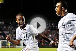 "Young Black USA Soccer Players ""Agudelo & Bunbury"" Save"